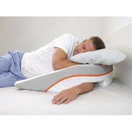 Health Side Sleeping Wedge Pillow Bed Wedge