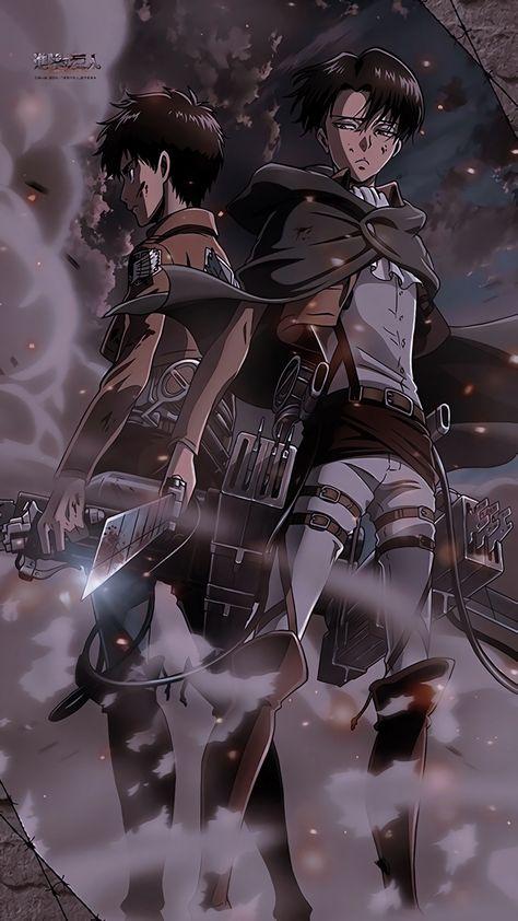 AOT wallpaper / SNK wallpaper / anime wallpaper / attack on titan wallpaper