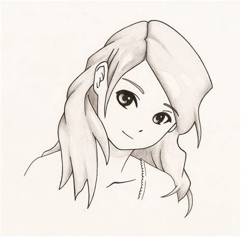 Anime Drawings In Pencil Easy Anime Drawings Easy Pencil Kolay Cizimler Anime Kroki Sevimli Cizimler
