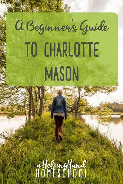 Learn about Charlotte Mason homeschooling!