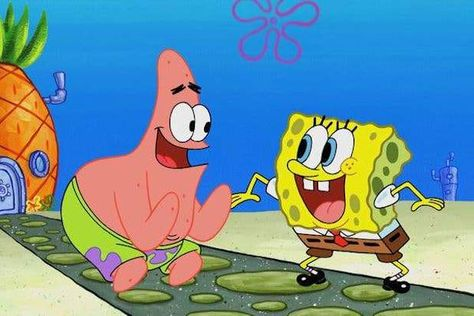 'SpongeBob SquarePants' Spinoff 'The Patrick Star Show' Reportedly in the Works at Nickelodeon