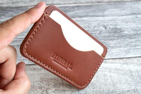 Kartenetui Kartenhalter Brieftasche Kreditkarten Etui