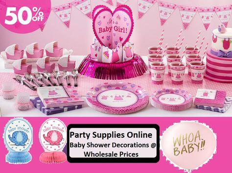 Cheap Party Supplies Cheap Baby Shower Decorations Online Party Supplies Baby Shower Decorations Uk