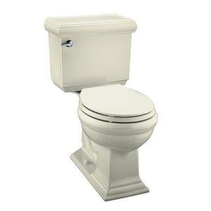 Astonishing Kohler K3986 96 Memoirs Classic Two Piece Toilet Biscuit Uwap Interior Chair Design Uwaporg