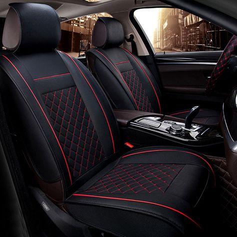 Toyota Auris 04.10-12.12 Sitzaufleger Autositzauflage Lederimitat Kairo cognac