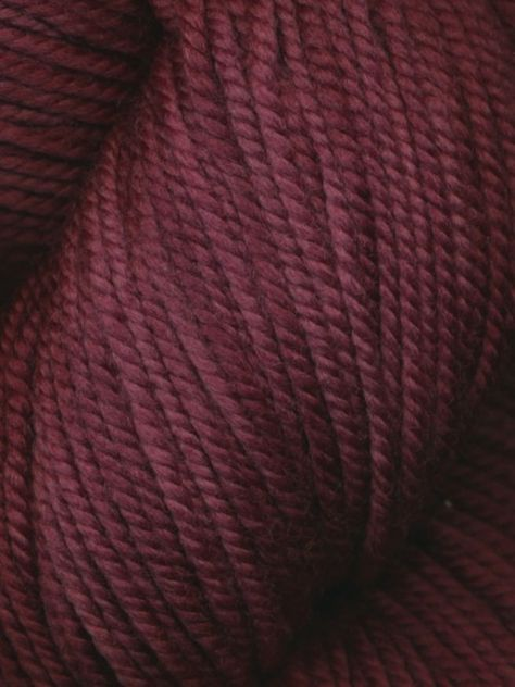 Pantone Color of the Year 2015: Marsala Ella Rae brand Lace Merino Worsted yarn