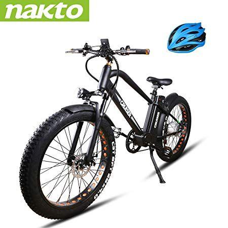 Nakto Electric Bike City Electric Bikes For Adults 6 Speed Ebike