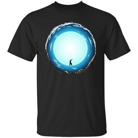 Jla Aqua Bubbles Premium Adult Slim Fit T-Shirt