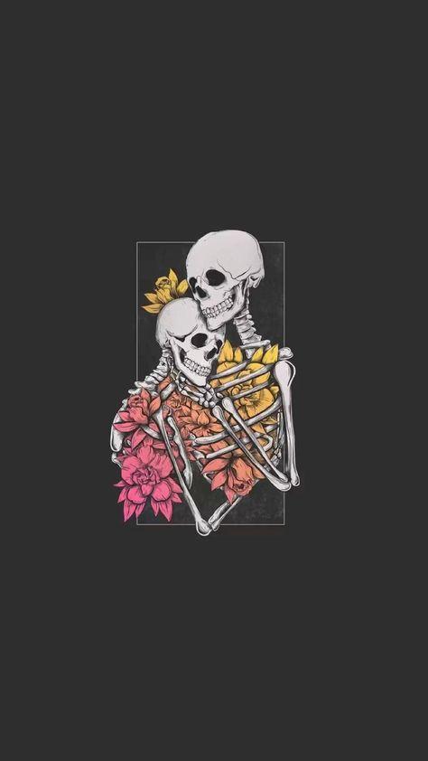 Aesthetic Skull Wallpapers 873