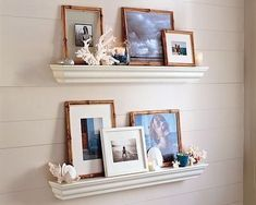 7 Beaming Ideas Floating Shelves Placement Home Office Staggered