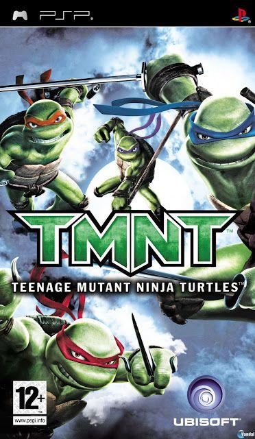 Tmnt Teenage Mutant Ninja Turtles Usa Psp Iso Free Download Seinfo 11 Games Game Pc Tmnt Playstation