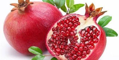 تفسير رؤية الرمان في الحلم لابن سيرين In 2020 Healthy Fruits Fruit Juicing Lemons