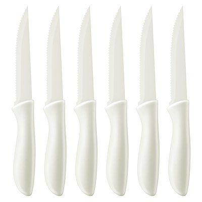 Cuisinart Cuisinart 6 Piece Steak Knife Set In 2020 Steak Knives Steak Knife Set Knife Sets