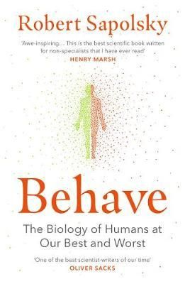 Pdf Download Behave The Biology Of Humans At Our Best And Worst