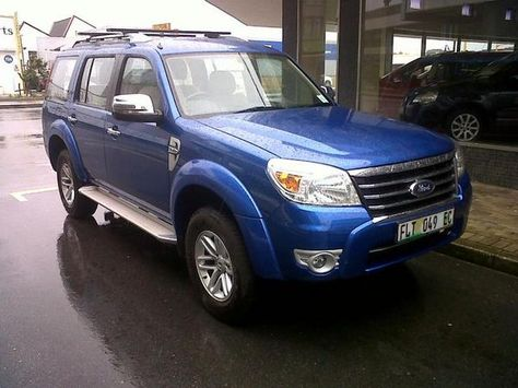 Used Ford Everest Cars For Sale Autotrader Dengan Gambar