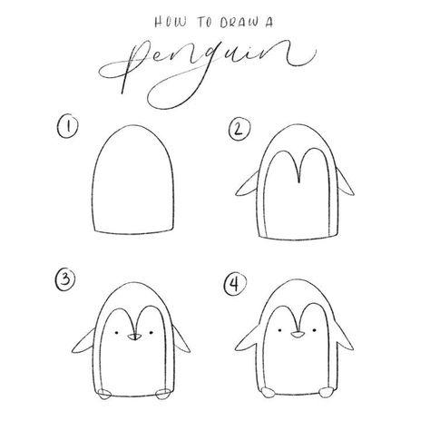 35 Bullet Journal How to Doodle Tutorials (1