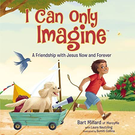 Download I Can Only Imagine A Friendship With Jesus Now And