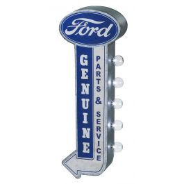 Ford Parts Service Marquee Ford Parts Ford Bold Coffee
