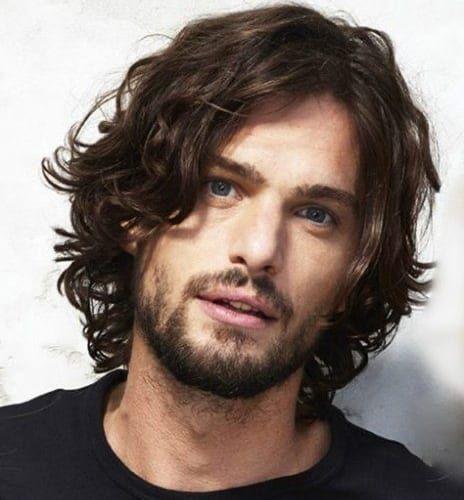 55 Medium Length Hairstyles For Men Styling Tips Men Hairstyles World Medium Length Hair Styles Long Hair Styles Men Curly Hair Men