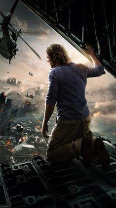 World War Z (2013) Phone Wallpaper   Moviemania