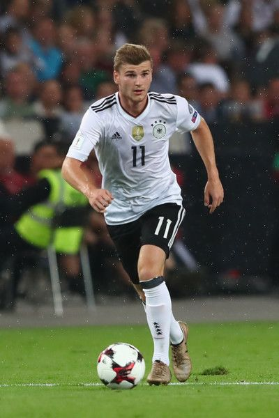 Timo Werner Photos Photos Germany V Norway Fifa 2018 World Cup Qualifier World Cup Qualifiers Fifa World Cup