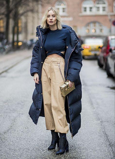 Mantel-Trends Herbst/Winter Karo, Stepp & Co.