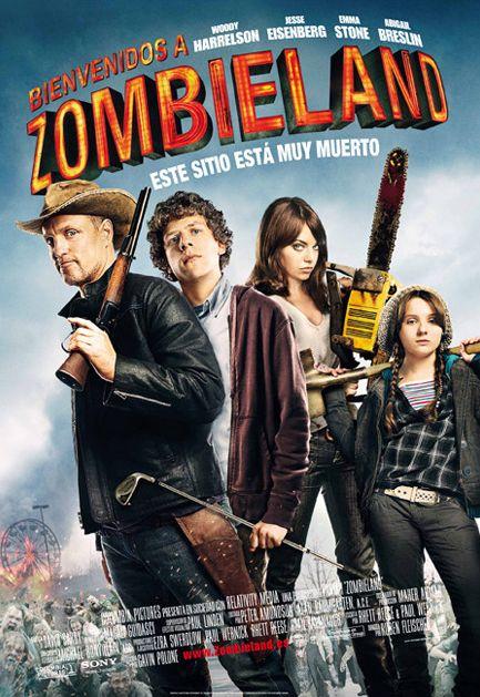 Bienvenidos A Zombieland 2009 Powerdd Bienvenidos A Zombieland Descargar Pelicula Peliculas