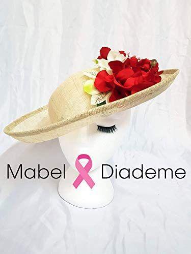 7b7136531 Mabel Diademe tocados bodas accesorios glamour madrina comunión evento  festival pamela…
