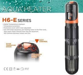 Periha H6 E Series 110v 220v Aquarium Fish Tank Adjustable Temperature Ixternal Heater Http Ift Tt 2fpf7ca Aquarium Fish Sell Cheap Cheapmonday Aquascap Dengan Gambar