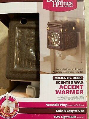 Better Homes And Gardens Plug In Wax Warmer Light Bulb