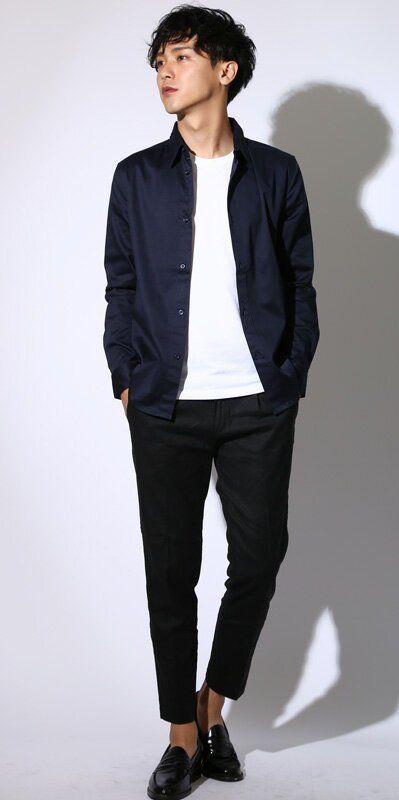30代男の服装】秋メンズファッションコーディネート2018 \u2013 SUWAI