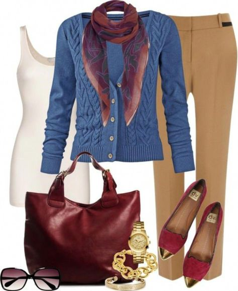 Estelle's: INSPIRED WINTER STYLE FOR THE NEW YEAR #workfashionforwomenover50pants
