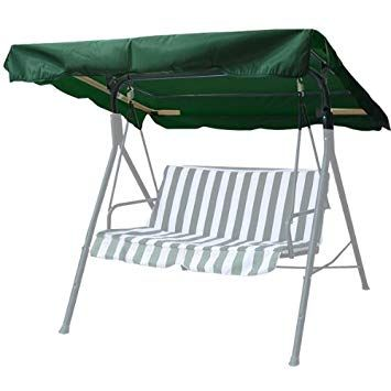 Swing Set Canopy Cover Top 75 X52