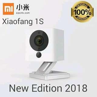 2018 Xiaomi 1080P Mi Xiao Fang Small Square Smart IP Camera