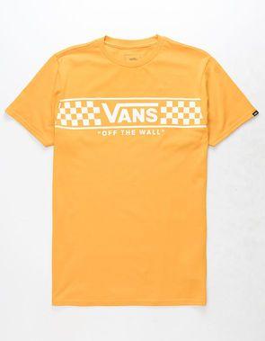 VANS x Tillys Checker Drop Mens T Shirt in 2019 | Tillys