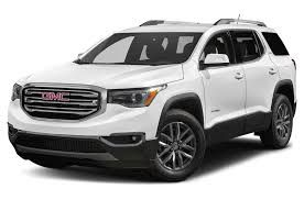 2020 Gmc Acadia Vs 2017 2019 Facelift