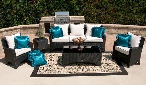 Weather Wicker Patio Furniture