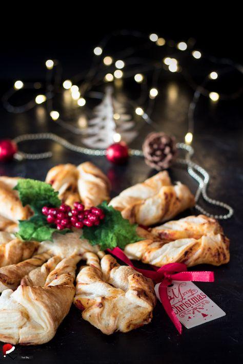 Torta A Forma Di Stella Di Natale.Pinterest