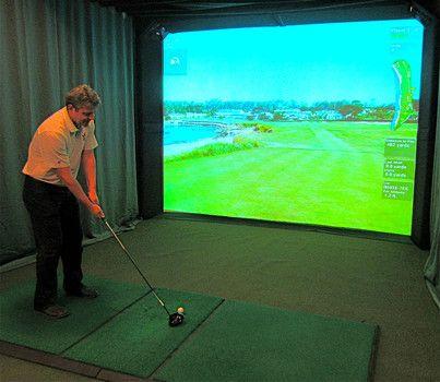 The Week Ahead: Indoor Golf At Falcon Ridge (Dec.