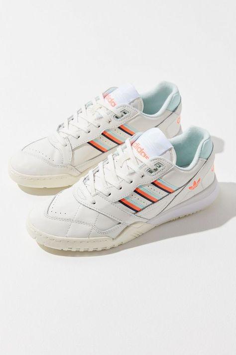 adidas AR Trainer White Ice Mint Solar Orange D98157