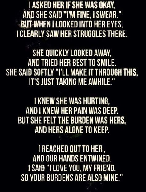 I Read This And Started Crying All I Want Is Someone To Tell Me