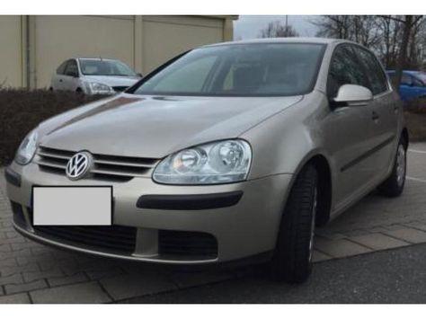 Volkswagen VW Golf V 1,9 TDI