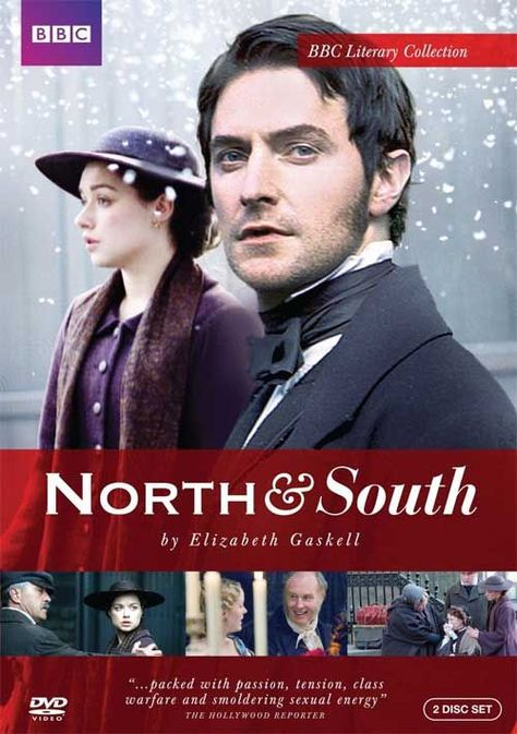 North And South The 2004 Production On Dvd In The Bbc Literary Collection Peliculas De Epoca Series Y Peliculas Frases Peliculas