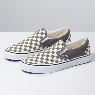 Checkerboard Slip-On | Shop Womens