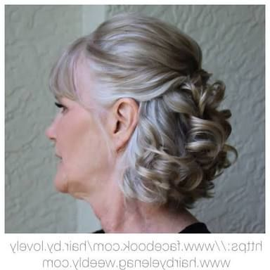 Image Result For Mother Of The Bride Hairstyles With Fascinator Mother Of The Groom Hairstyles Mother Of The Bride Hair Hair Styles