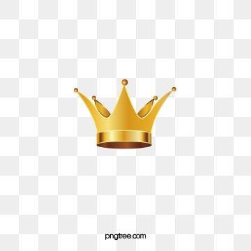 Golden Crown Png And Vector Logotipo Imobiliario La