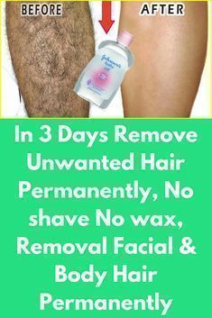 Unwanted get hair of do you rid how How to