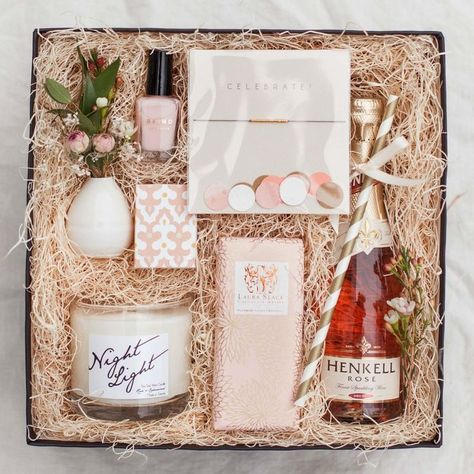 BLUSH BOX A box of lovely, purposeful gifts that make the perfect treat for every taste and age.