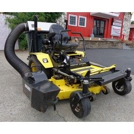 Used 52 Great Dane C5 Chariot 23hp Kohler Engine Zero Turn Lawn