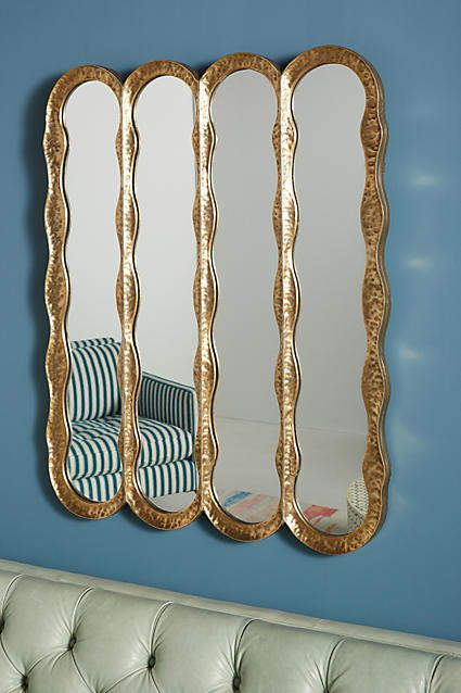 The Viletta Mirror Is Such Old World Design It Reminds Me Of Some Beautiful Italian Villas Affi Dining Room Victorian Mirror Dining Room Dining Sets Modern